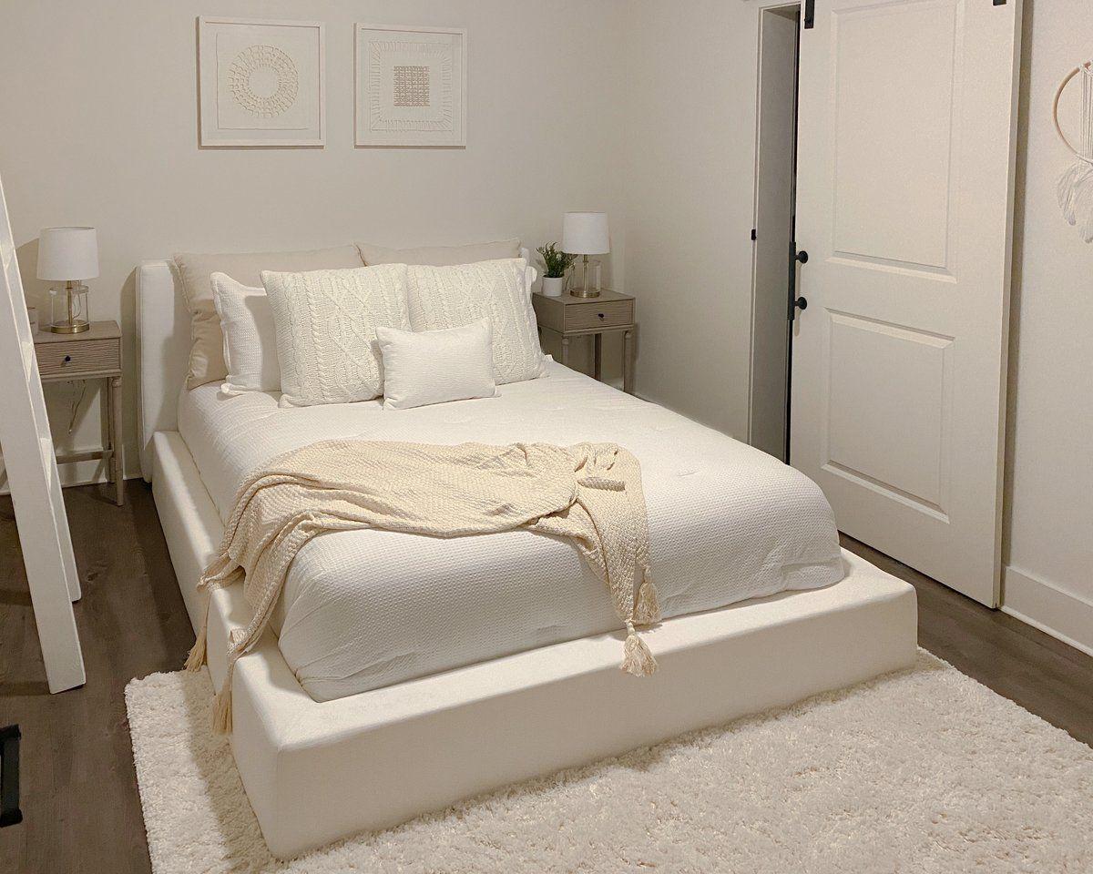 Ultra Set Bed Frame Headboard Upholstered Bed Frame Bed Frame And Headboard Bed Frame Bed frame and headboard set