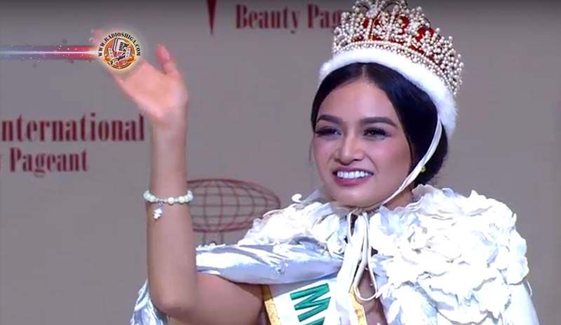 Filipina Kylie Verzosa coroada Miss International 2016, em Tóquio. Outra bela filipina deixou o país orgulhoso, vencendo o Miss International 2016
