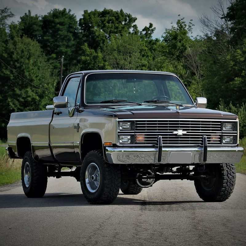 Seth Baldwin Says He Couldnt Stop Obsessing Over This 1984 Chevy