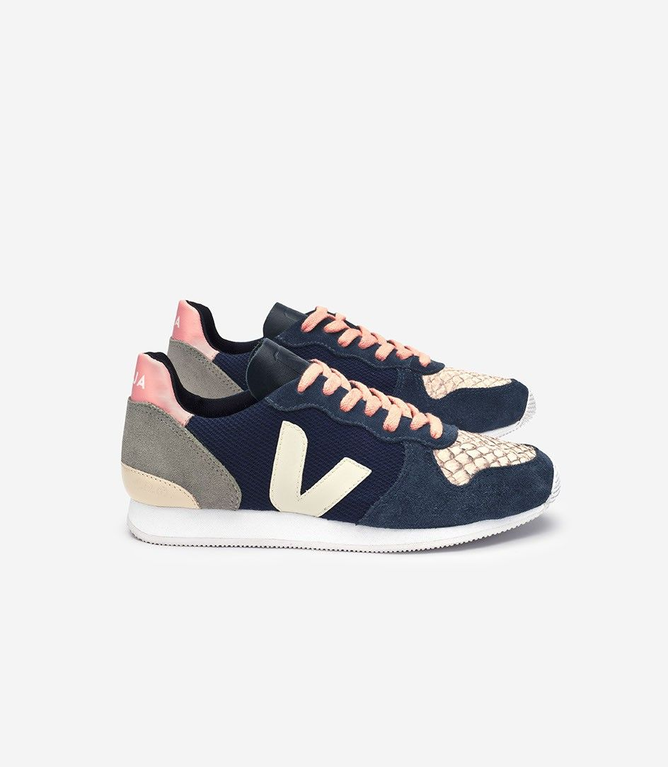 Veja Holiday suede low-top trainers Under Sale Online Outlet Purchase How Much Sale Online f6PhfNCWF