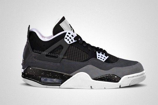 Air Jordan 4 'Grey/Cement'