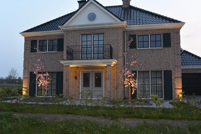 Villa bedum particulier 2be lighted lightworks huis