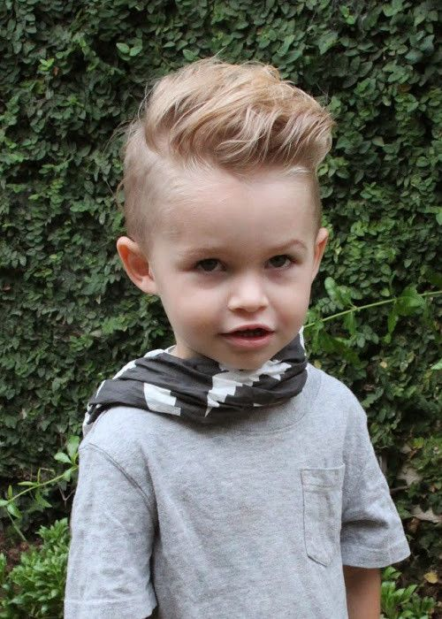 50+ Cute Toddler Boy Haircuts Your Kids will Love Peinados para