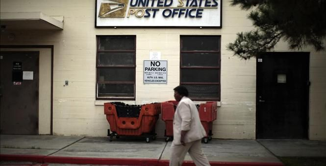 Kevin Glass - Post Office Reform Is Real - And It's From Darrell Issa
