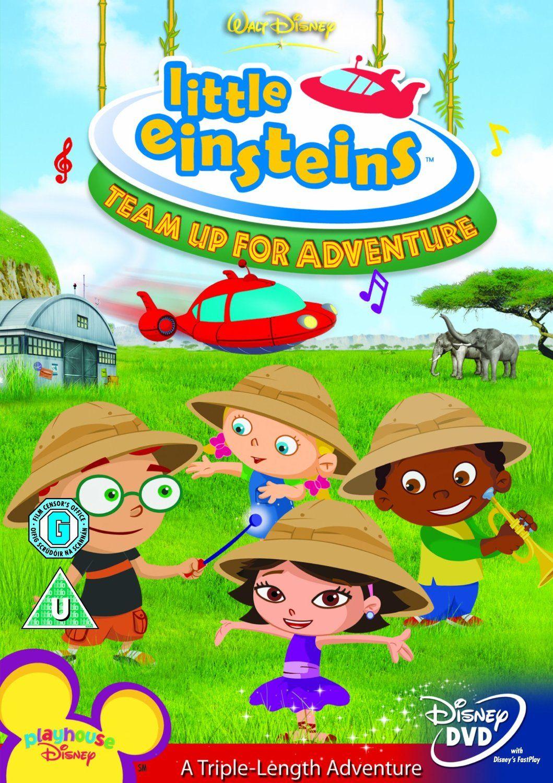 Pics photos description from nick jr favorites vol 2 dvd wallpaper - Little Einsteins Vol 2 Team Up For Adventure Dvd Amazon Co