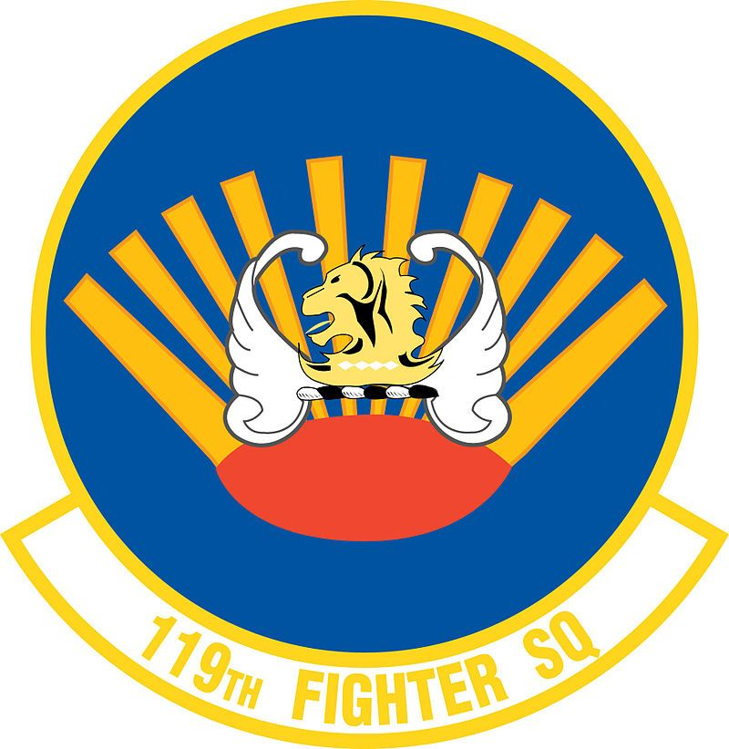 Air National Guard117th Air Refueling Wing Decal Sticker