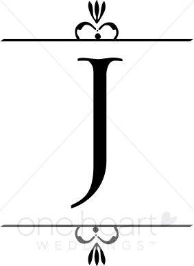 J Google Images Clip Art Monogram Wedding Monogram