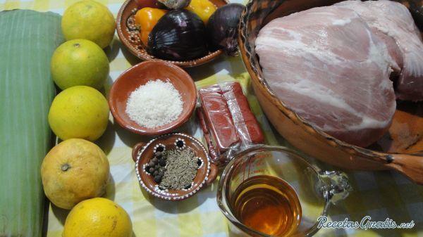 Receta de Cochinita pibil estilo Yucatán