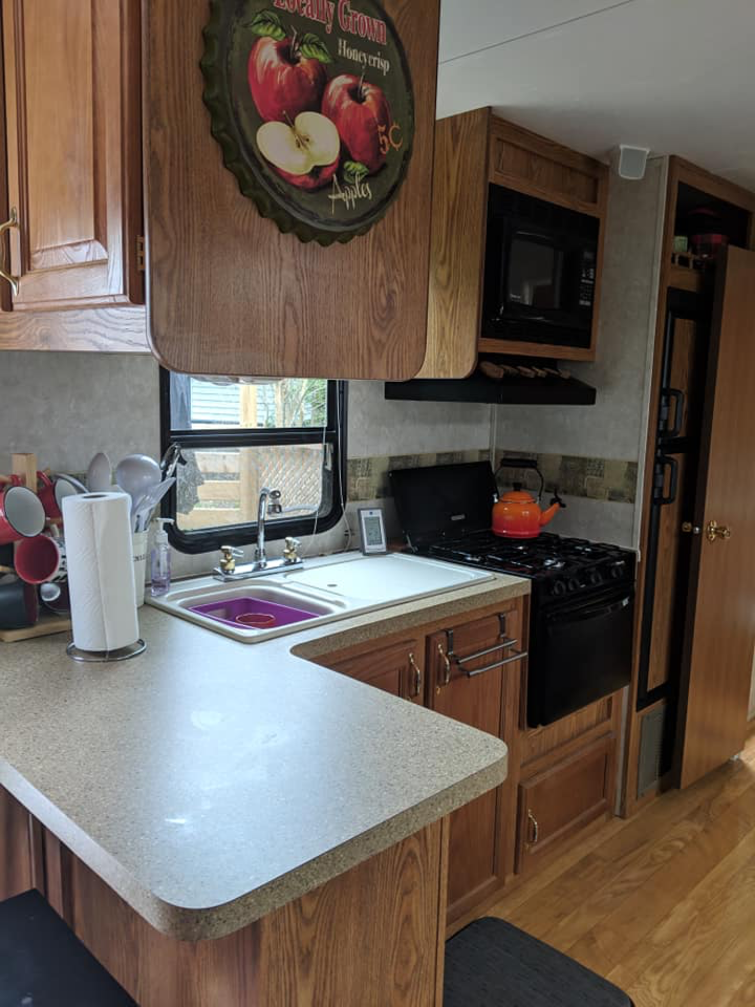 Pin By Kitchguy On Our Trailer Kitchen Cabinets Home Decor Decor