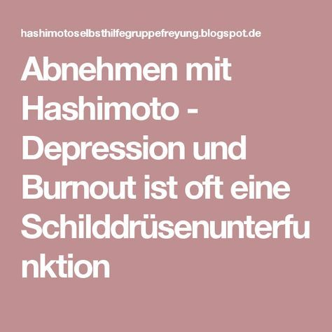 hashimoto abnehmen tabletten