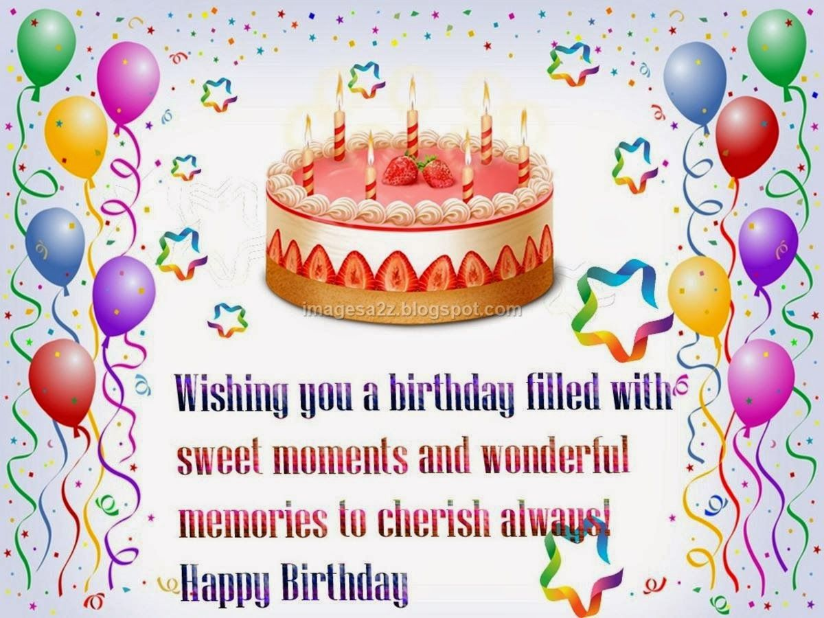 Best Birthday wishes for friend birthday quotes are ready to – Birthday Greetings to a Friend Quote