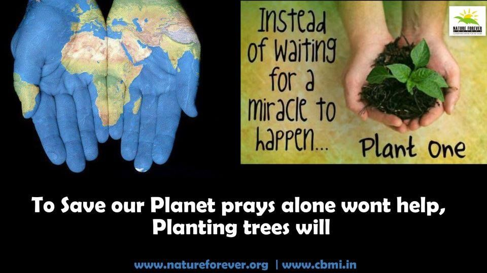 Our Prayers Will Not Help To Save Our Planet To Fight Against