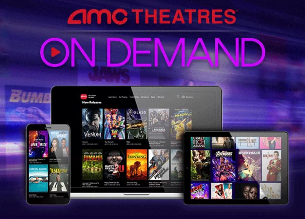 movie streaming service by Steve Swanson