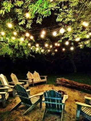 Photo of 26+ Awesome DIY Fire Pit Plans Ideas With Lighting in Frontyard