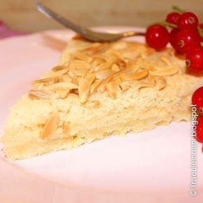 Photo of Torta della nonna. Mandel-Geschmacksexplosion :-) Le voglie