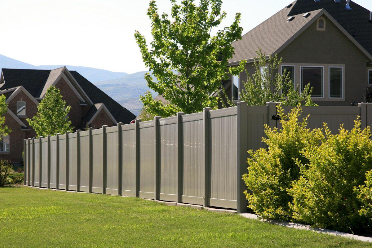 Wholesale Composite Fence Panels White Vinyl Split Rail