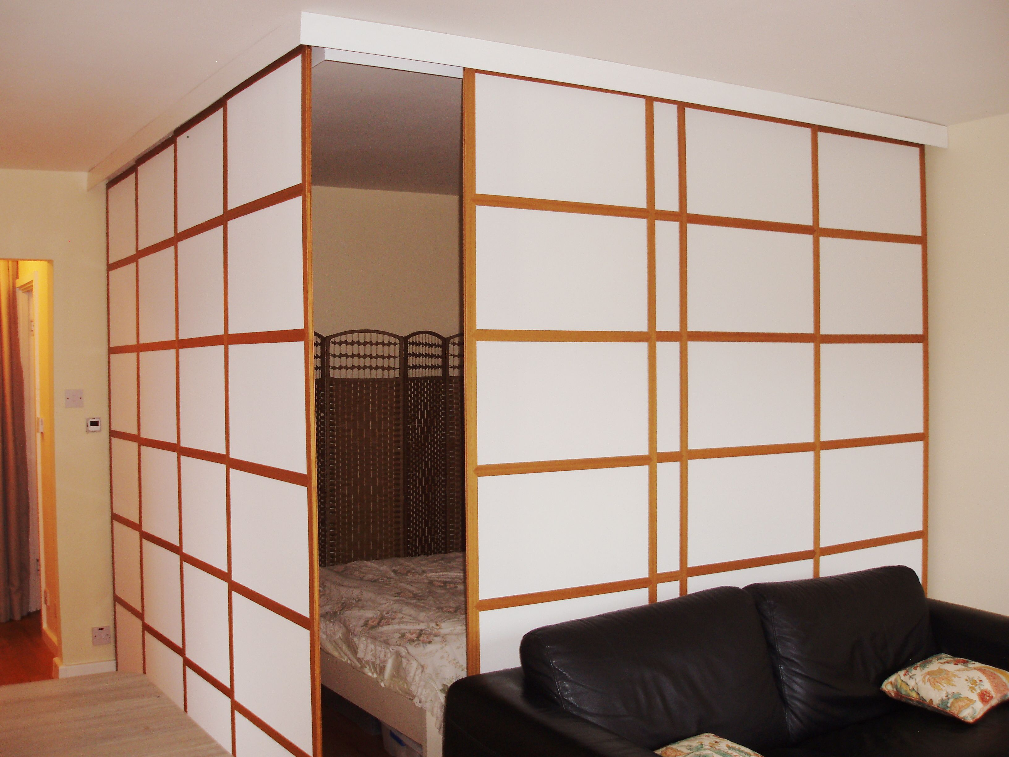 Japanese Sliding Panels Shoji Panels Blinds Supplied All Over The Uk Fabric Room Dividers Wooden Room Dividers Glass Room Divider