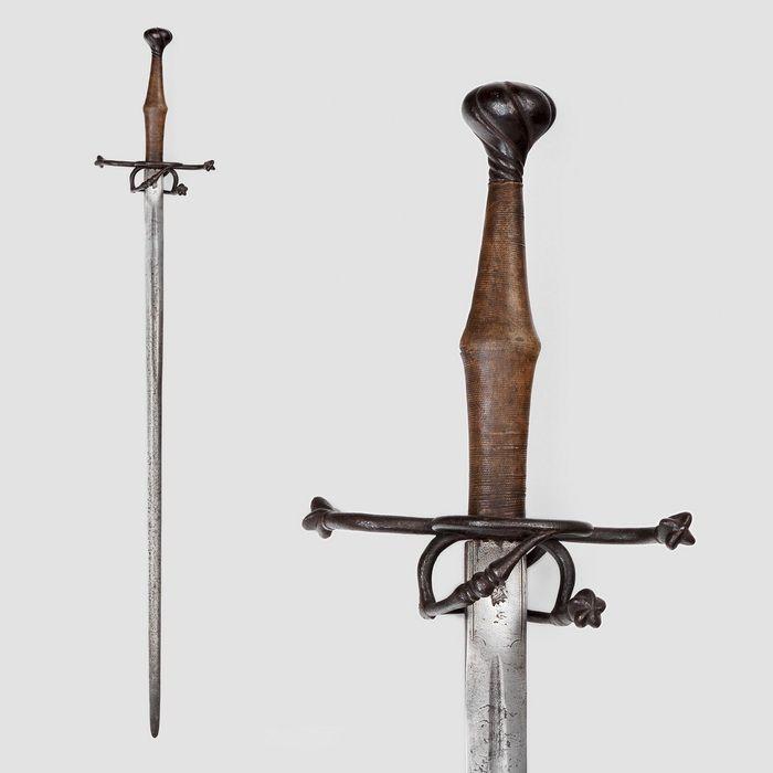 Half Sword, Swiss or German, around 1530.jpg