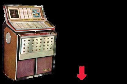 rowe ami model m jbm 200 u201ctropicana u201d 1964 manual jukebox manual rh pinterest co uk rowe ami mm4 jukebox manual rowe ami cd jukebox manual