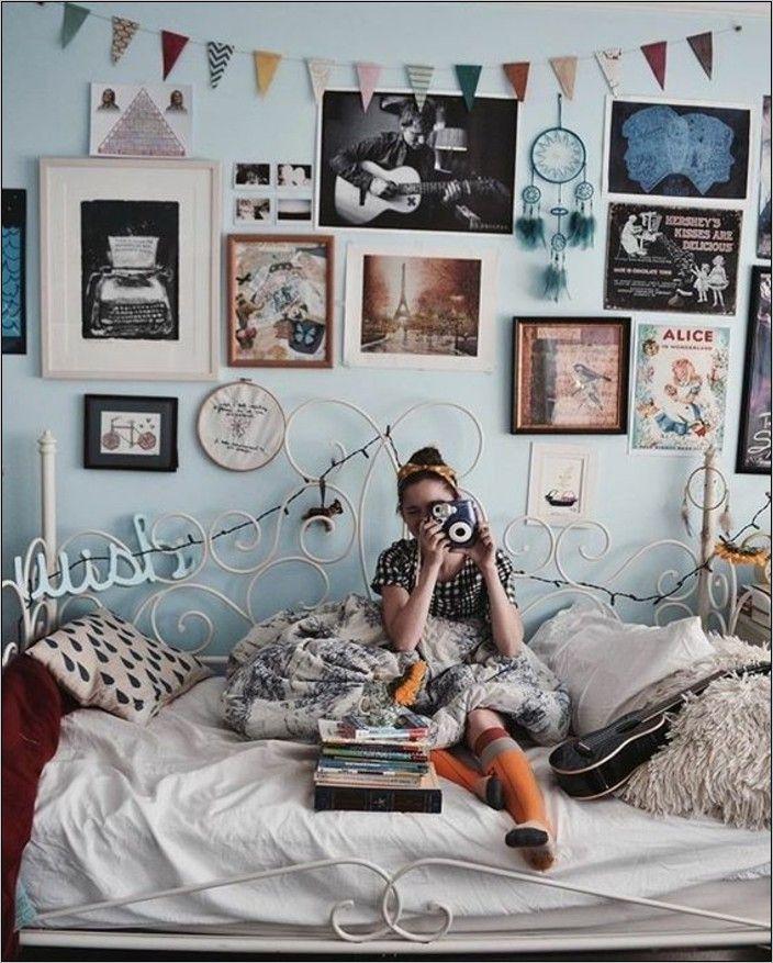 44+ Deco chambre vintage ado ideas