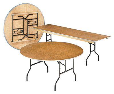 Fantastic Wood Folding Tables St George Party Rentals In Southern Home Interior And Landscaping Mentranervesignezvosmurscom