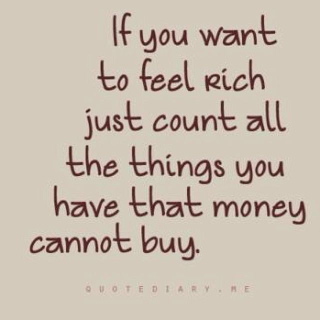 Money isn\'t everything | Quote Of The Day | Quotes, Me ...