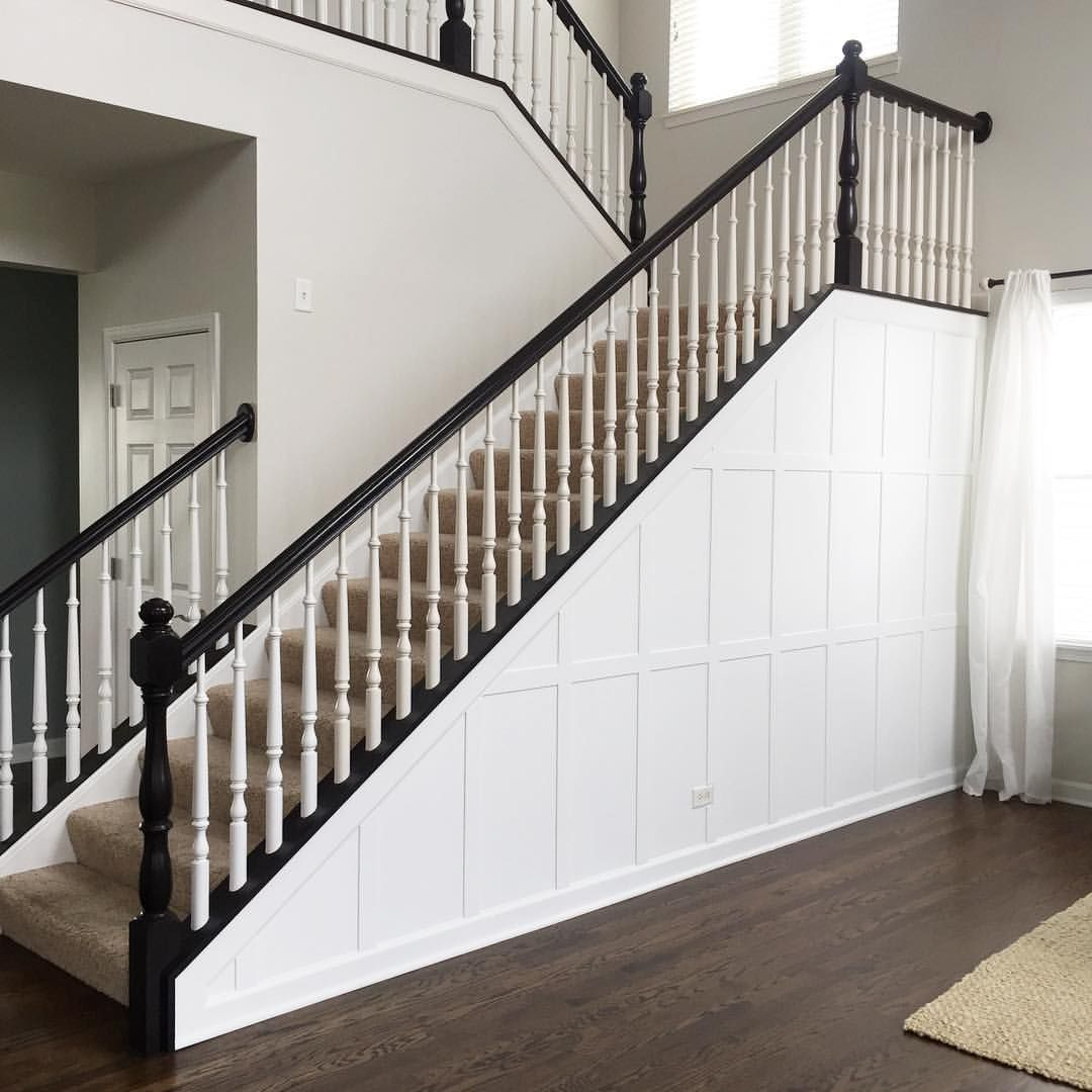Stair Wall Treatment For Living Room Living Room Ideas Pinterest