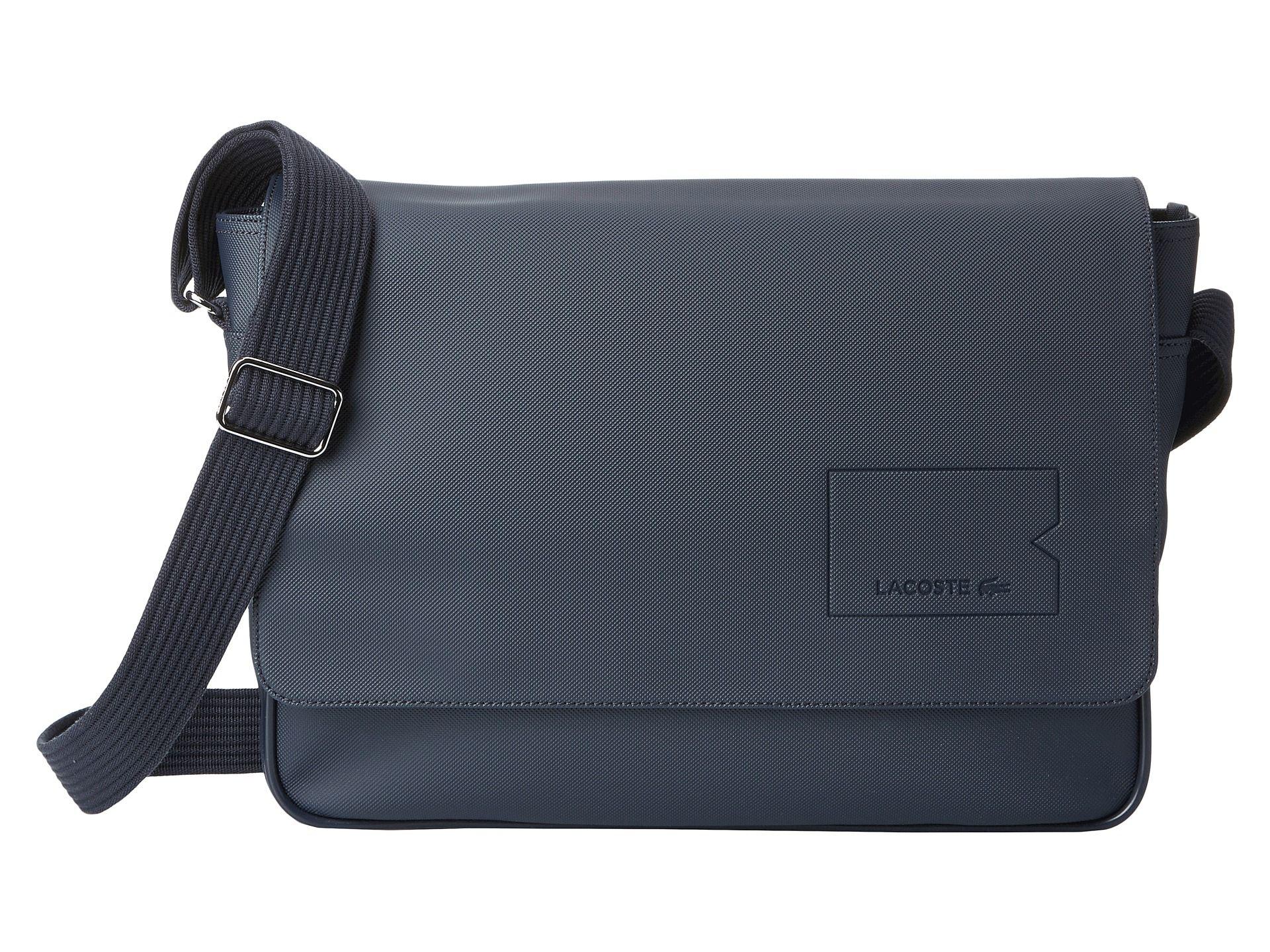 504ec742639a Men's Black Classic Messenger Bag | clothes | Messenger bag men ...