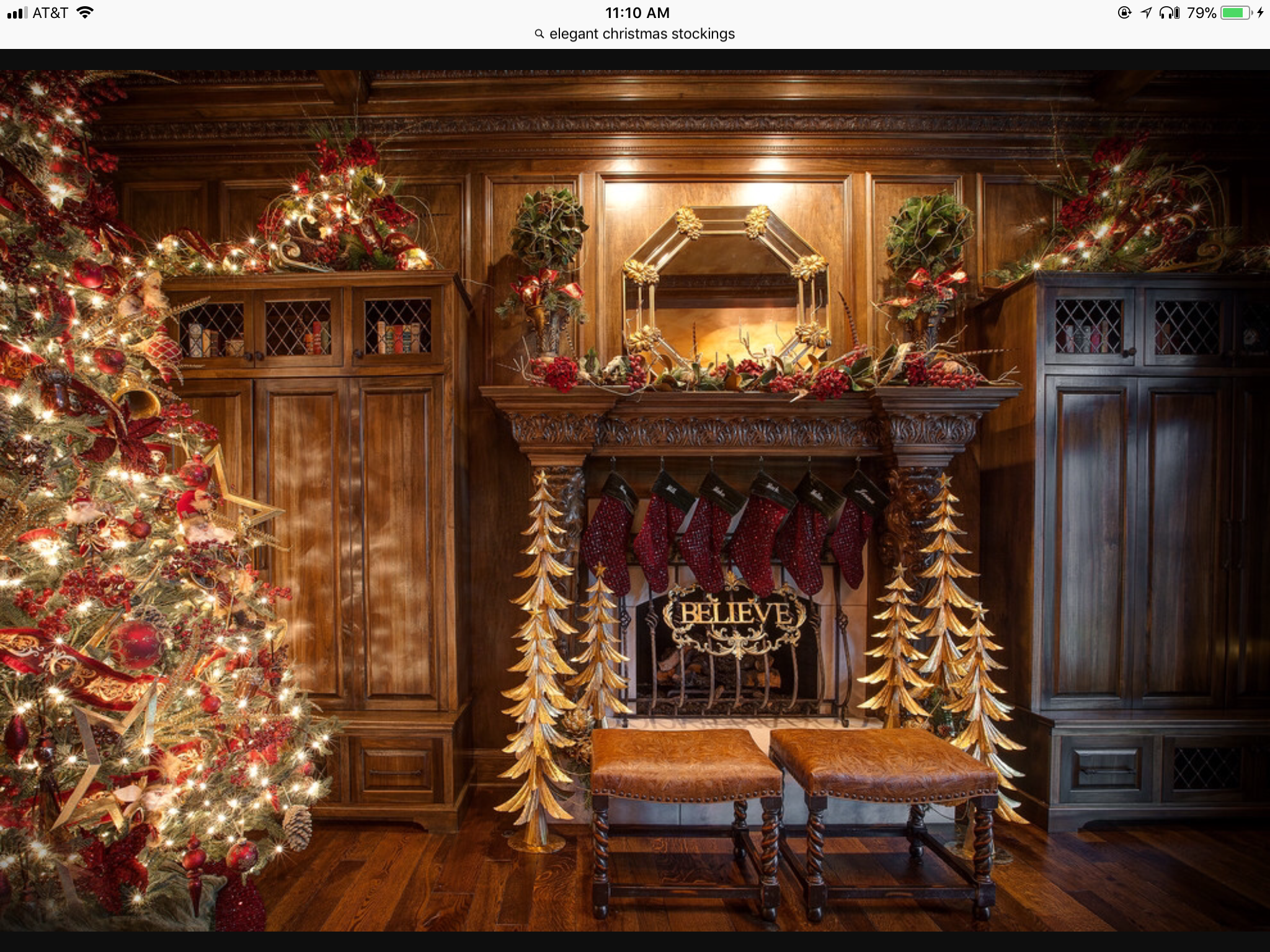 Pin by Sandele1 on Christmas Mantels - no pin limits ...