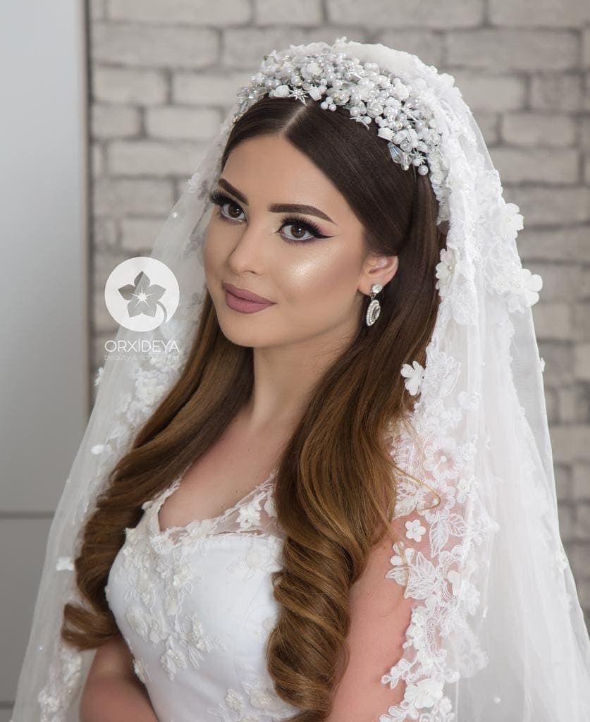 Beautiful Soft Bridal Makeup Panosundaki Pin