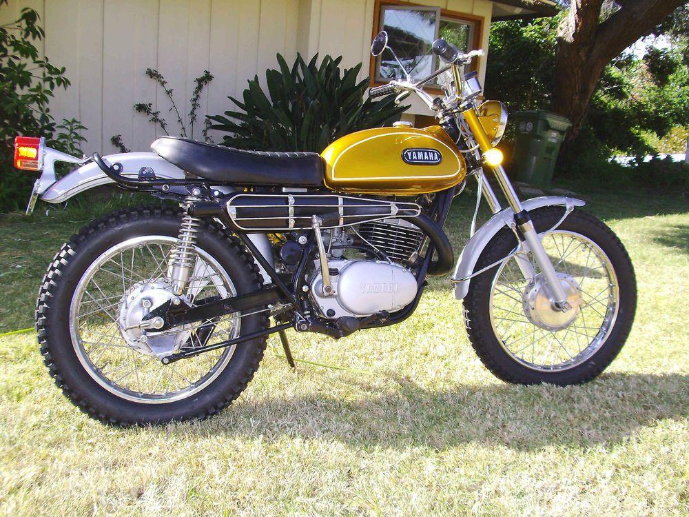 1969 Yamaha Dt 1 Vintage Bikes Yamaha Yamaha Bikes