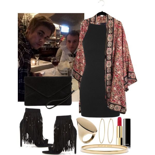 Happy Birthday. by alejandramalagon on Polyvore featuring moda, Topshop, Jeffrey Campbell, MANGO, Social Anarchy, Kate Spade, By Malene Birger, Chanel and Justin Bieber