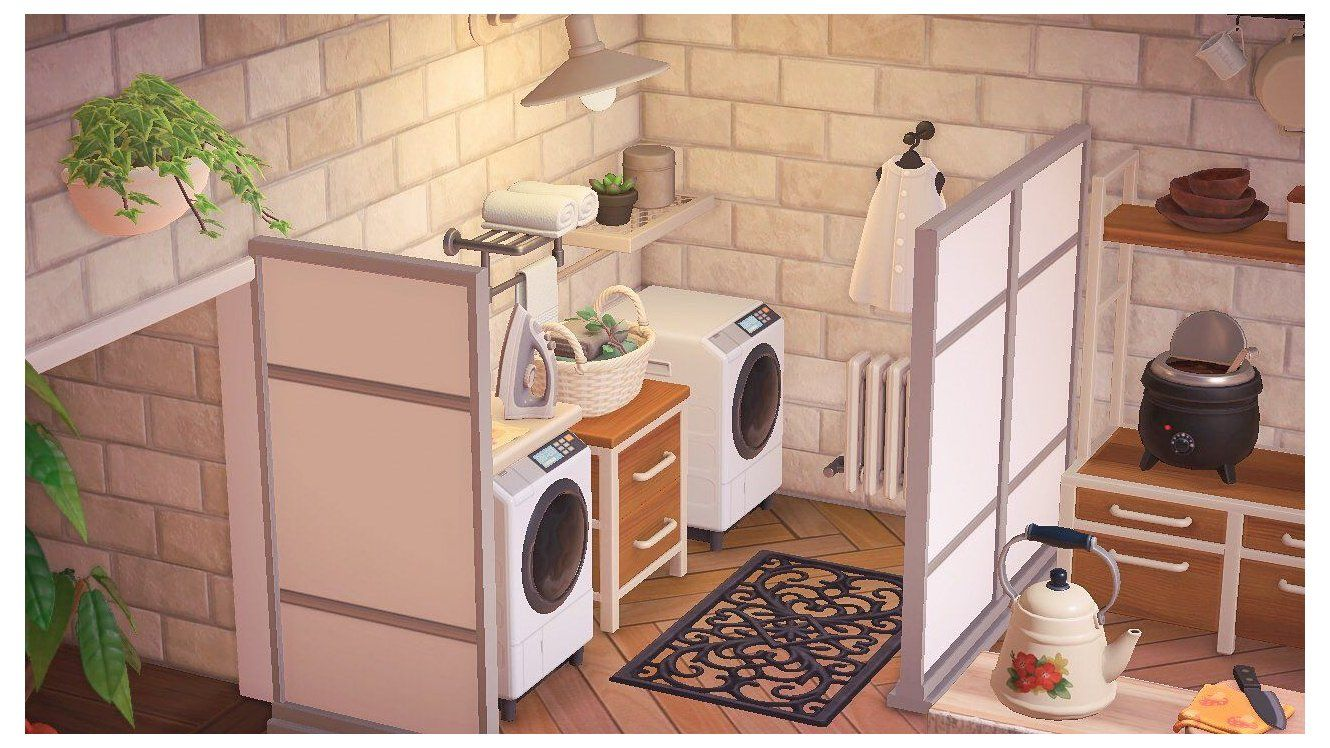 Twitter 113326 Laundry Room Ideas Laundryroomideas In 2020 Animal Crossing Animal Crossing Guide Animal Crossing 3ds