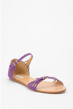 UrbanOutfitters.com > Kimchi Blue Scallop Sandal