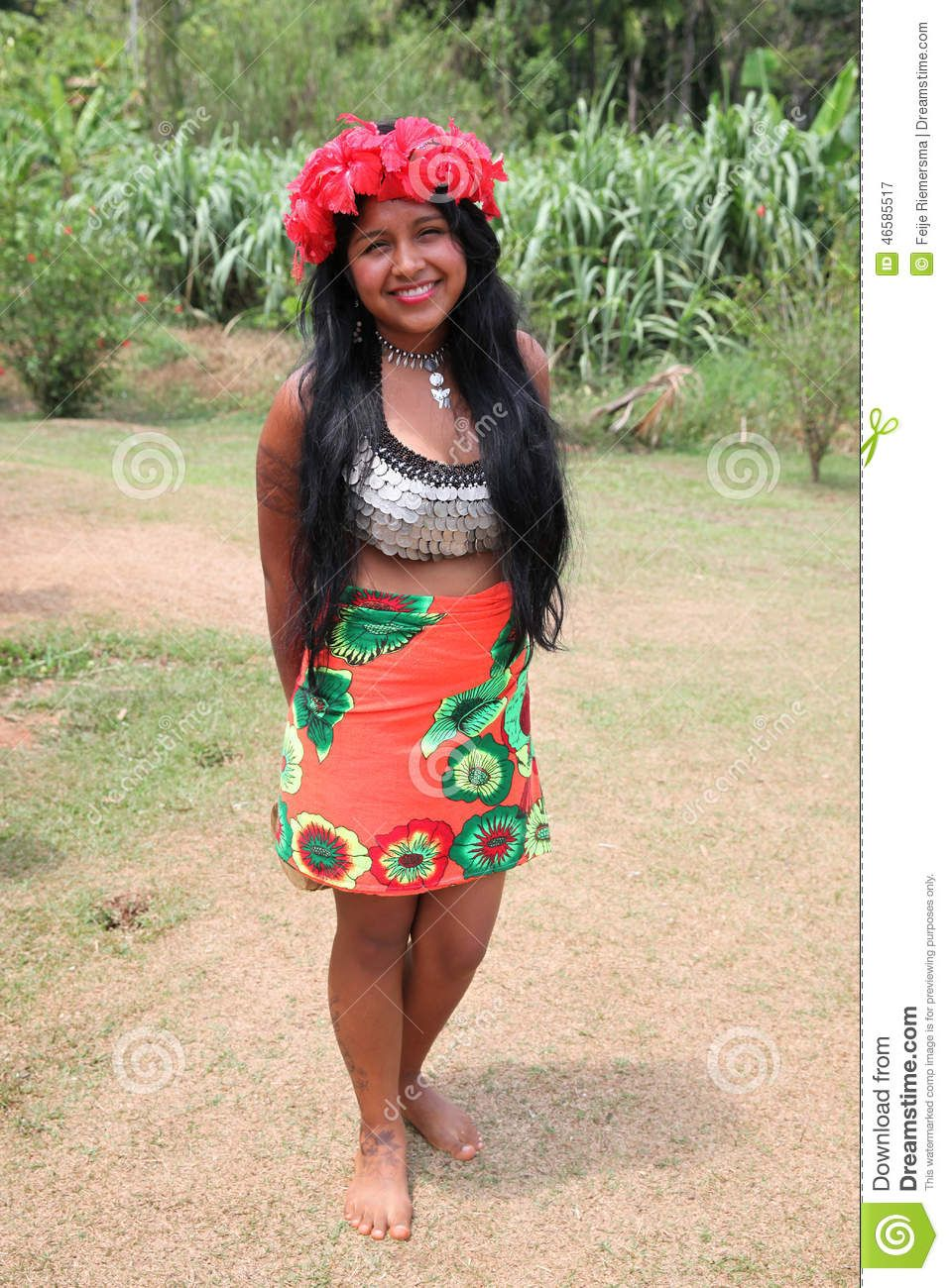 Native American Young Woman Editorial Photography Image Of