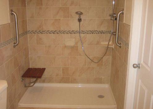 Barrier Free Showers   Bob Vila Radio   Bobu0027s Blogs