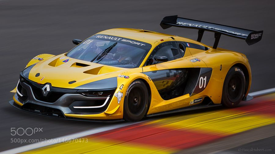 Rs 01 By Renault By Pascalhubertphotographe Renault Renault Clio Race Cars