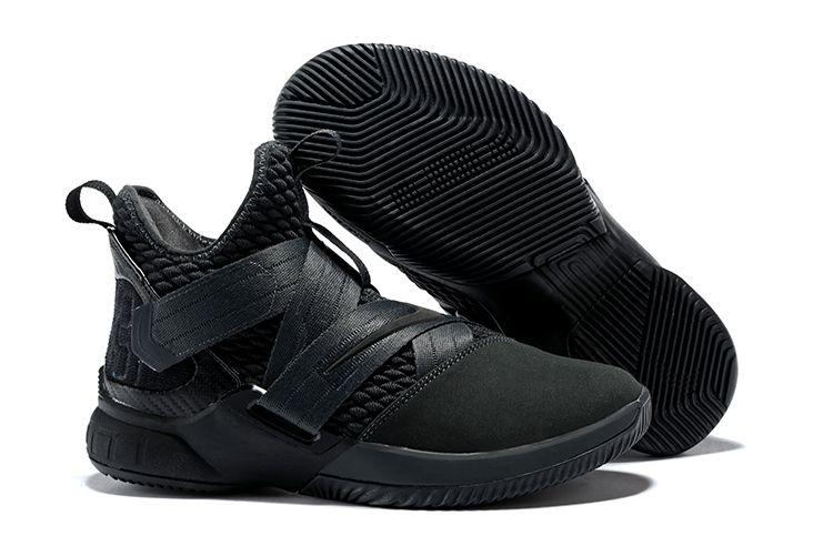 "pretty nice da82f a7306 Nike LeBron Soldier 12 SFG ""Dark 23"" Anthracite-Black AO4054-002   Jordan  Release Dates 2018"