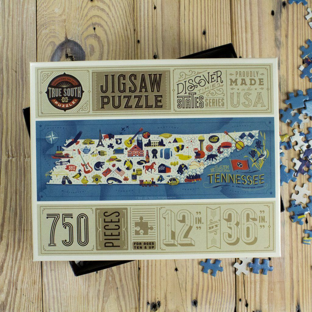 Made In Usa Puzzles States Usa Puzzle Gifts For