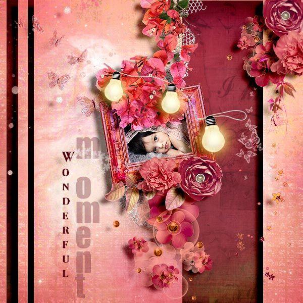 "Qp realizada con el fabuloso scrapkit by Paprika llamado: ""Romantic flowers"" . Tiene 62 bellisimos elementos y 12 papeles de extraordinaria calidad. Lo consigues en http://digital-crea.fr/shop/?main_page=index&manufacturers_id=127&zenid=0bd85a4f9a86186a2840d594e6531e82 Photo by Beata Osowska Fotografia www.beataosowska.com"