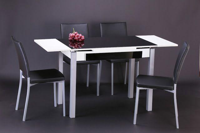 Mesas simples para a sala de jantar