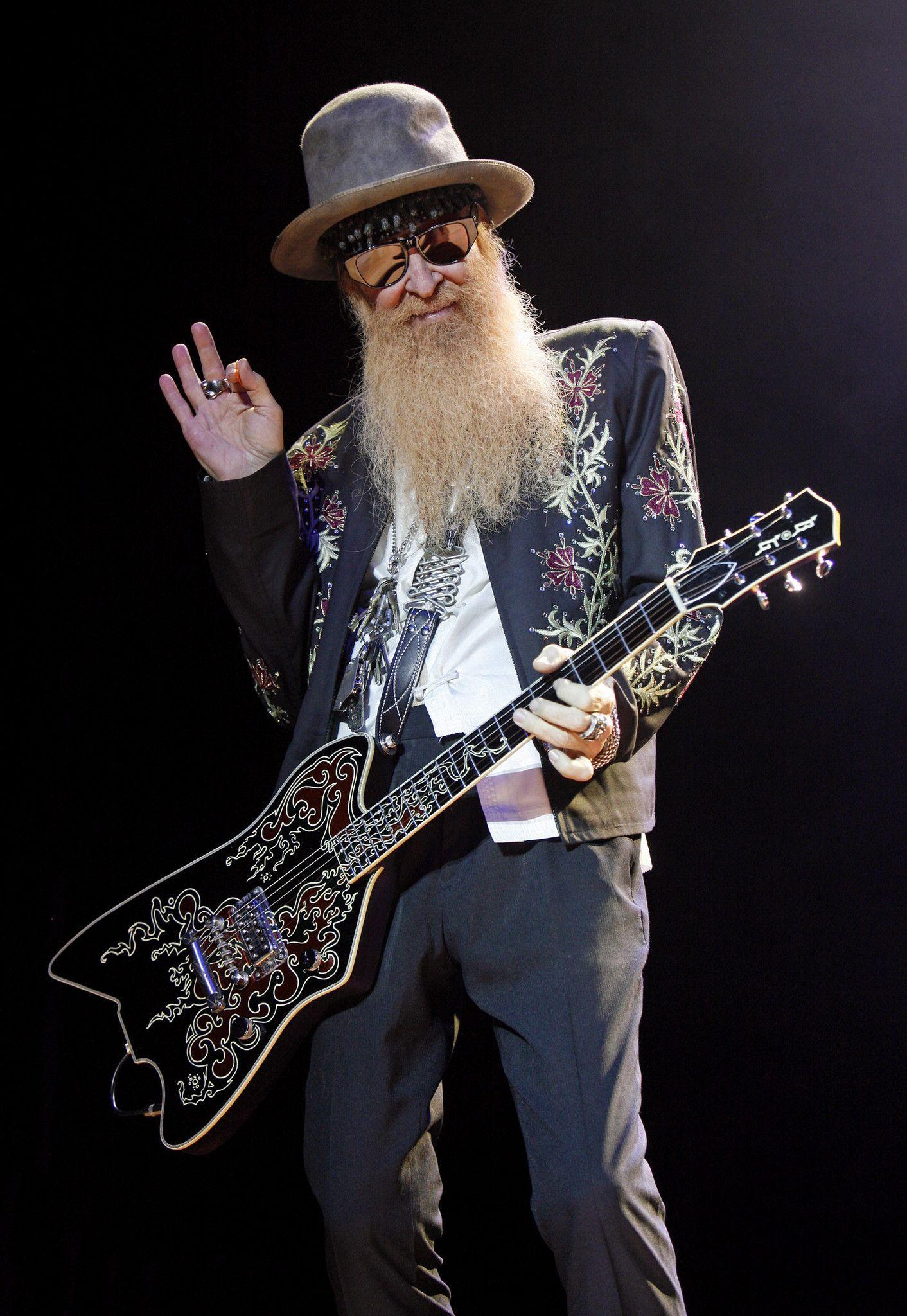 ZZ Top guitarist Billy Gibbons postpones concert at