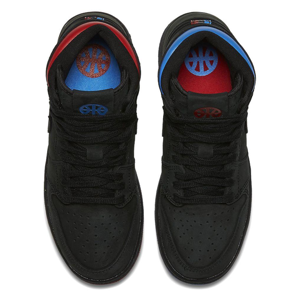 75964e1a3926ea Nike Air Jordan 1 Retro Q54 (AH1040-054) Quai54 2017 USD145 on Sale ...