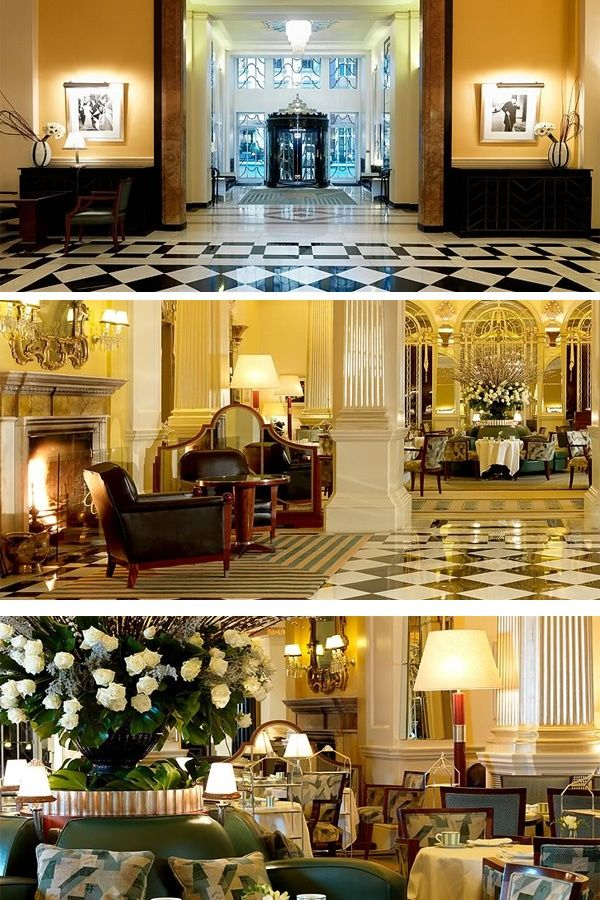Best Places To Go For Your Honeymoon At Claridges Hotel London England Http