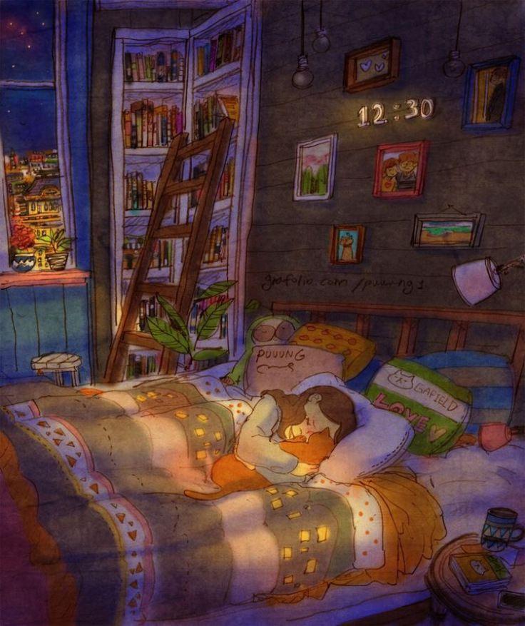 Good Night IX – PadjaMayan