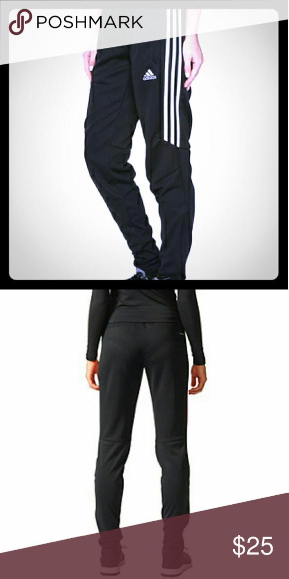 Adidas 3 Stripes Tiro 17 Training Pants Women s XS Adidas Tiro 17 Track  Training Jogger Pants 81f73d1cf5