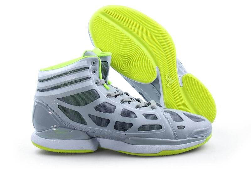 7f910258274f Adizero Crazy Light Adidas Basketball Shoes Grey