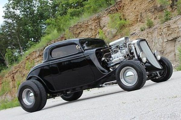 "Ford : Other 1933 Ford Hi Boy ,Hot Rod, Blown 355ci, PW, Pwr Doors, Ford 9"", NEW!! - http://www.legendaryfind.com/carsforsale/ford-other-1933-ford-hi-boy-hot-rod-blown-355ci-pw-pwr-doors-ford-9-new-2/"