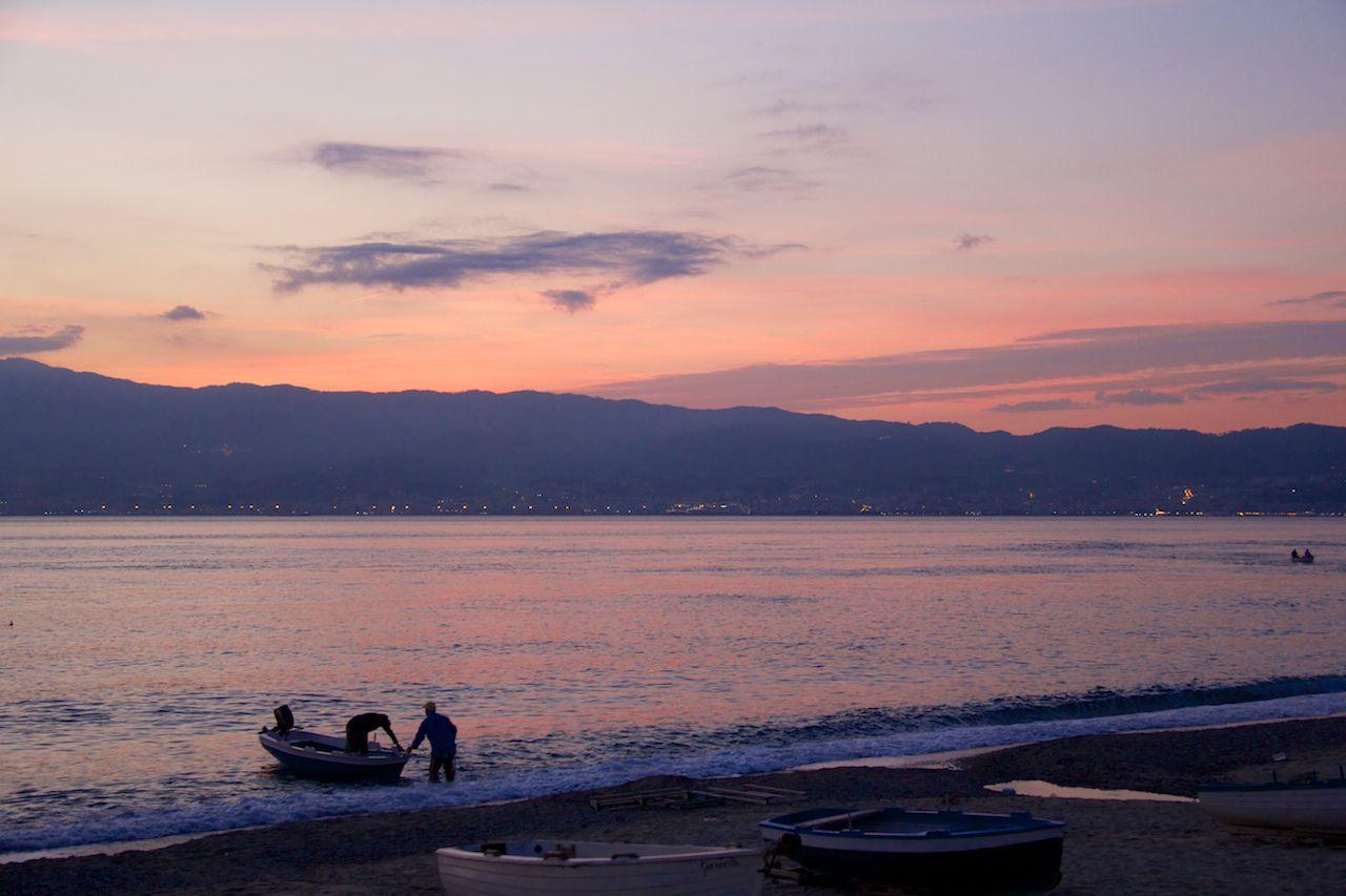Pescatori #Calabria