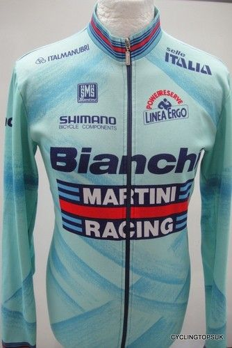 BIANCHI MARTINI RACING SMS SANTINI SELLE ITALIA